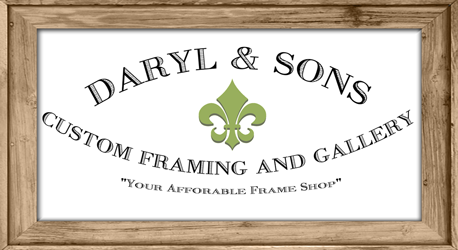 Daryl and Sons Custom Framing